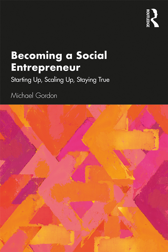 Becoming a Social Entrepreneur